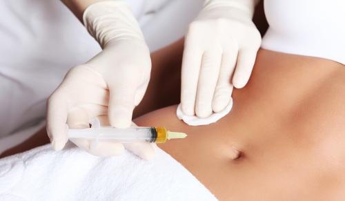 Инъекционные процедуры по телу